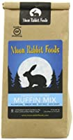 Moon Rabbit Gluten Free Good Morning Muffin Mix, 15-Ounce by Moon Rabbit Foods