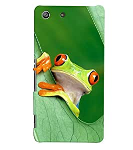 GADGET LOOKS PRINTED BACK COVER FOR Sony Xperia M5 MULTICOLOR