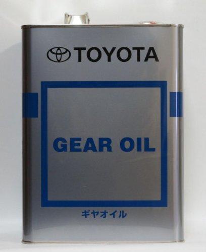 ☆トヨタ純正ギヤオイル 85W-90 GL-3 4L缶▽08885-01105