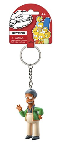 Fox The Simpsons APU 3D PVC Key Ring - 1