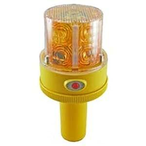 flashing led safety light with handle. Black Bedroom Furniture Sets. Home Design Ideas