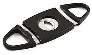 Prestige Import Group - Double Blade Cigar Cutter - Color: Black