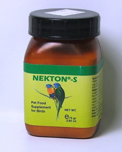 Cheap Nekton-S Bird Vitamin 75 g (B001LK02JC)
