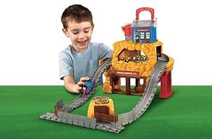 Thomas the Train: Take-n-Play Rumbling Gold Mine Run