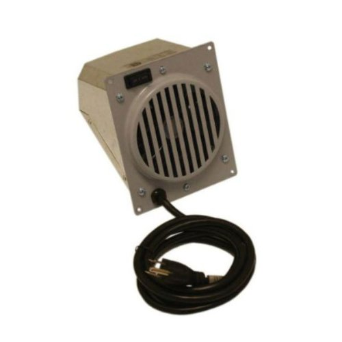 ProCom Automatic/Manual Thermostat Blower - For Heaters Over 10,000 BTU