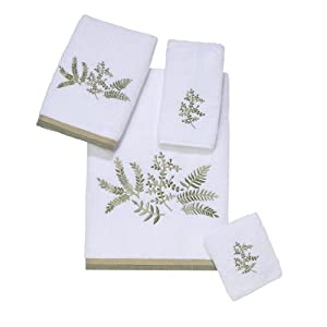 Avanti Linens Avanti Premier Greenleaf 4-Piece Towel Set at Sears.com