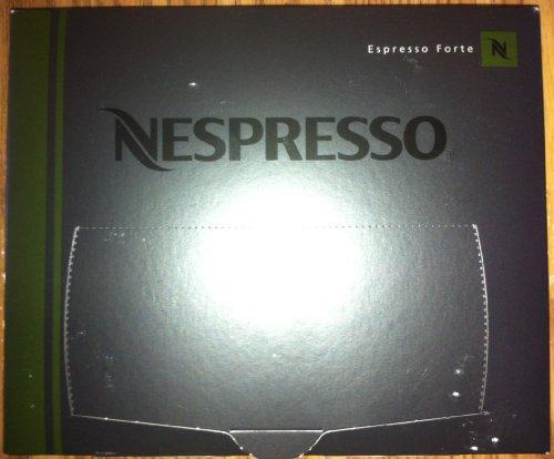 50 Nespresso Espresso Forte Coffee Cartridges Pro NEW (Espresso Pods For Nespresso compare prices)