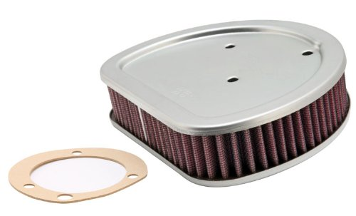 K&N HD-1499 Harley Davidson High Performance Replacement Air Filter