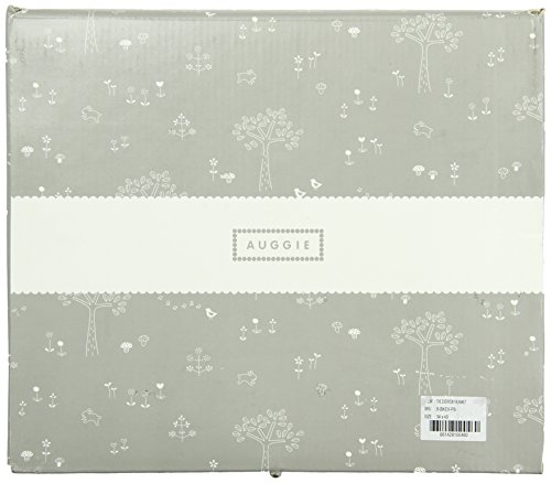 Auggie Everyday Blanket, Pebble Grey