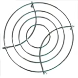 Chrome Plated Steel Footed Wire Plate Steam Rack