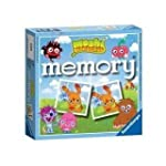 Moshi Monsters Memory Game