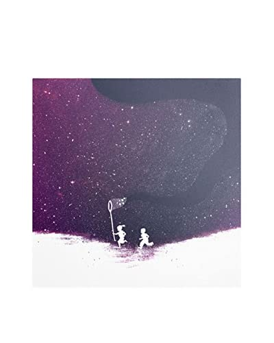 Budi Satria Kwan Starfield Canvas Art