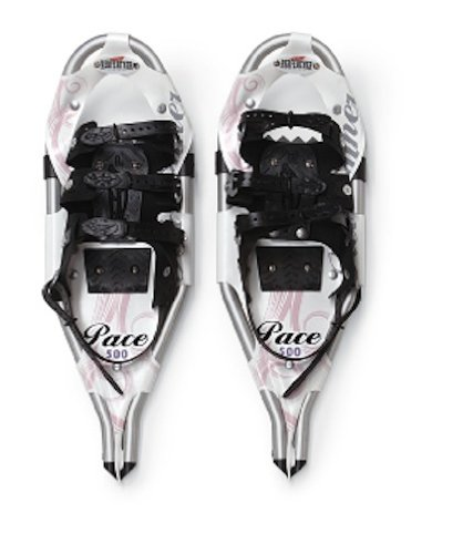 Redfeather Pace 500 Summit Recreational Snowshoes, 21-Inch