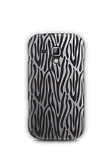 YuBingo Zebra Stripes Mobile Case Back Cover for Samsung Galaxy S Duos 2
