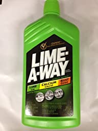 Lime-A-Way -  Hard Water Stain Remover Toggle 28 Ounce.(Pack of 9)