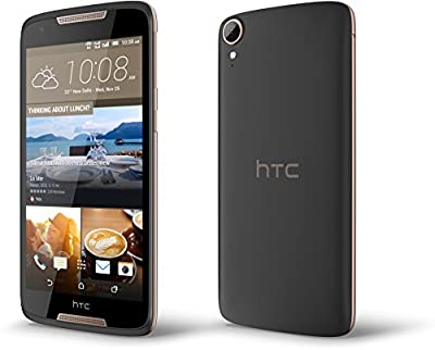 HTC Desire 828 Dual SIM (Dark Grey, 32 GB)
