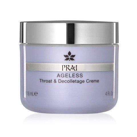 PRAI AGELESS Throat & Decolletage Creme ~ 4.0 oz (Throat Cream compare prices)