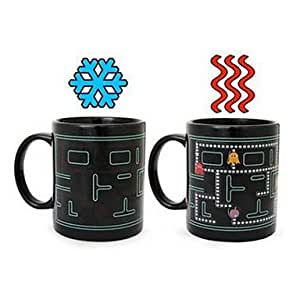 Bst Coffee Travel Mug Retro 80s Video Game