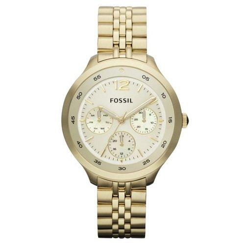 Reloj Fossil Editor Es3248 Mujer Dorado