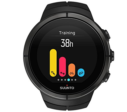 Suunto Spartan Ultra All Black Titanium - Multisport GPS Watch