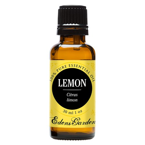 Lemon 100% Pure Therapeutic Grade Essential Oil by Edens Garden- 30 ml
