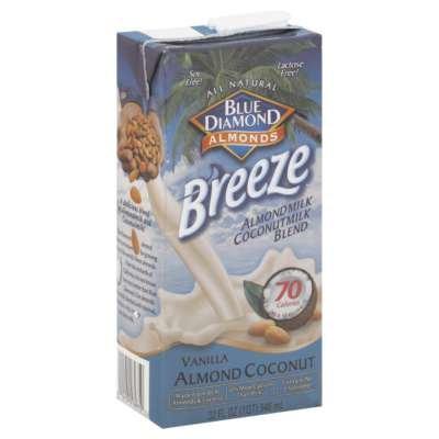 Beverage Almond Ccnut Vanilla Blend (Pack Of 12)
