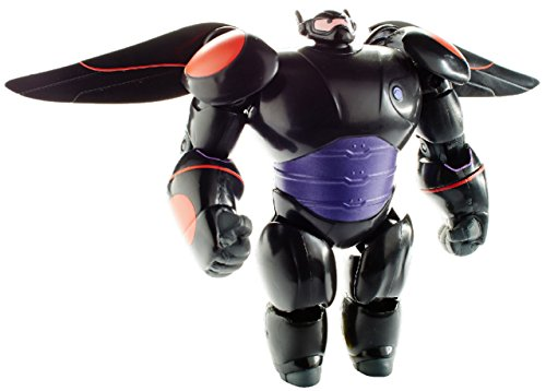 Big Hero 6 Stealth Baymax Action Figure, 4