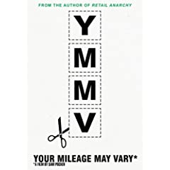 """Your Mileage May Vary"" DVD Pre-Order"