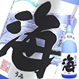 大海酒造 海 芋焼酎 25度 1.8L
