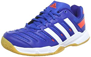 adidas Performance  Essence 10.1, Chaussures indoor homme - Bleu - Blau (BLUE BEAUTY F10 / RUNNING WHITE FTW / INFRARED), 47 1/3 EU