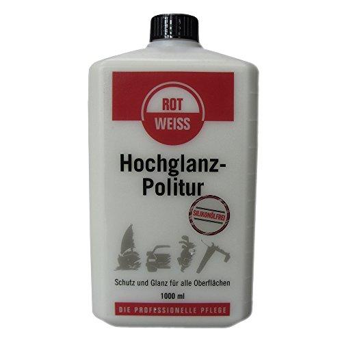 Hochglanzpolitur - cera protettiva lucidante per carrozzeria e nautica