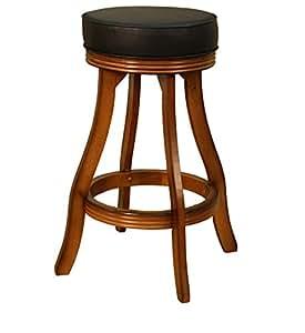 Counter Height Stools Amazon : Amazon.com - Bar Stool Swivel Counter Stool Vintage Oak 30-inch Bar ...