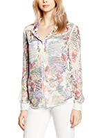 Guess Camisa Mujer Clouis (Multicolor)
