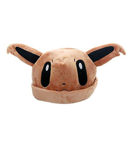 Pokemon: Eevee Evolution Costume Hat - Eevee Normal