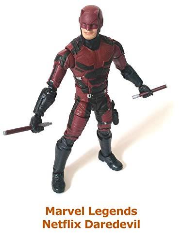 Clip: Marvel Legends Netflix Daredevil