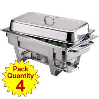 Milan Chafing Dish Special Offer 9 litre, GN 1/1.