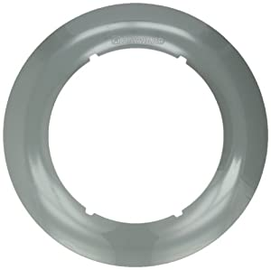 hayward lnguy1000 gray pool light trim ring replacement. Black Bedroom Furniture Sets. Home Design Ideas