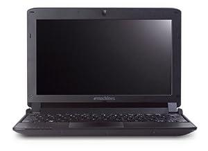 eMachines 350 10.1 inch Netbook ( Intel Atom N450, 1GB RAM, 160GB HDD, Webcam, Card Reader, Wireless, 4hrs battery life, Windows XP Home)