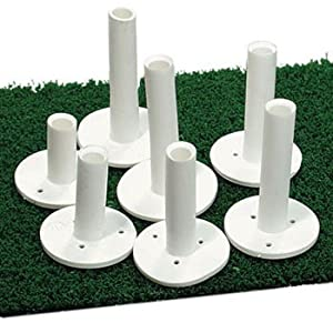 Dura Rubber Golf Tee (5 Pack) by Pro Active Sports