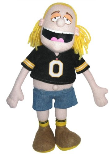Chipped Ham Sam Talkin' Townies Pittsburghese Doll