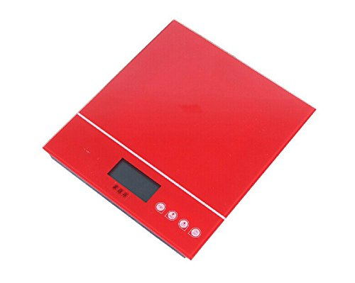Buythecases Touch Keys Electronic Kitchen Scales, Nutrition Scales, Food Scales