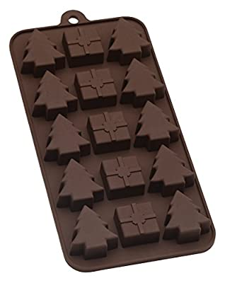 Mrs. Anderson's Baking Chocolate Mold, European-Grade Silicone
