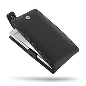 LG OptimusL9 Leather Case - P760 P765 P768 - Flip Top Type (Black) by Pdair