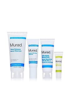 Murad Acne and Aging Skin Solution Kit