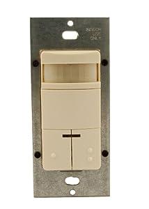 leviton sensor light switch manual
