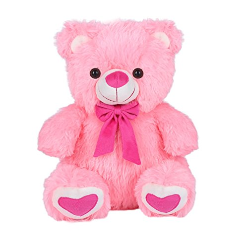 Ultra-Super-Fury-Pink-15-inches-Soft-Teddy-Bear-Toy