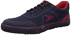 Bata Boys Match Blue Sneakers - 8 kids UK/India (26 EU) (8899043)