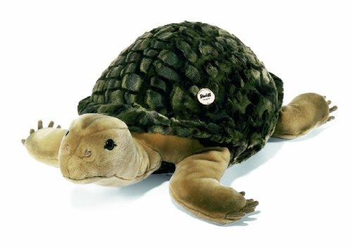 Steiff 70cm Slo Tortoise (Green)