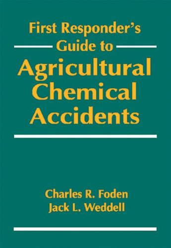 First Responder'S Guide To Agricultural Chemical Accidents front-617635
