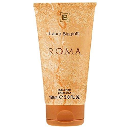 Laura Biagiotti Roma Gel Doccia, Uomo, 150 ml